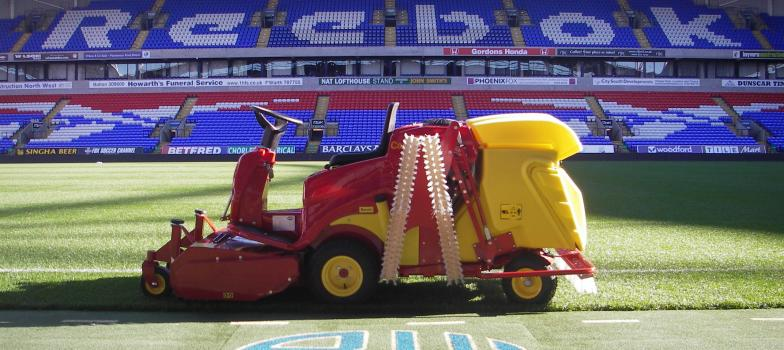 Bolton Wanderers Gets Technical Maintaining Standards