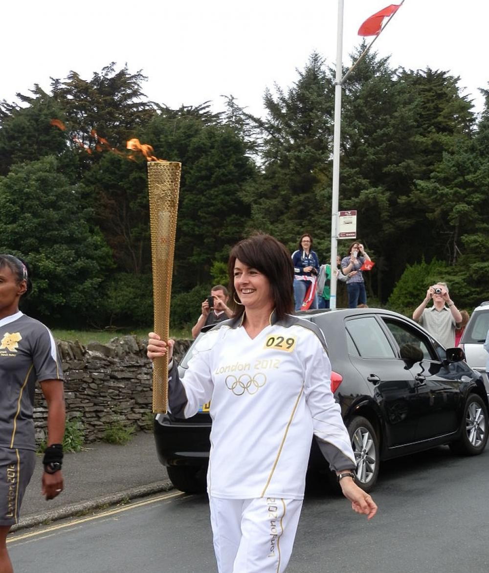 Olympic Torch Relay Comes to Leicestershire & Rutland