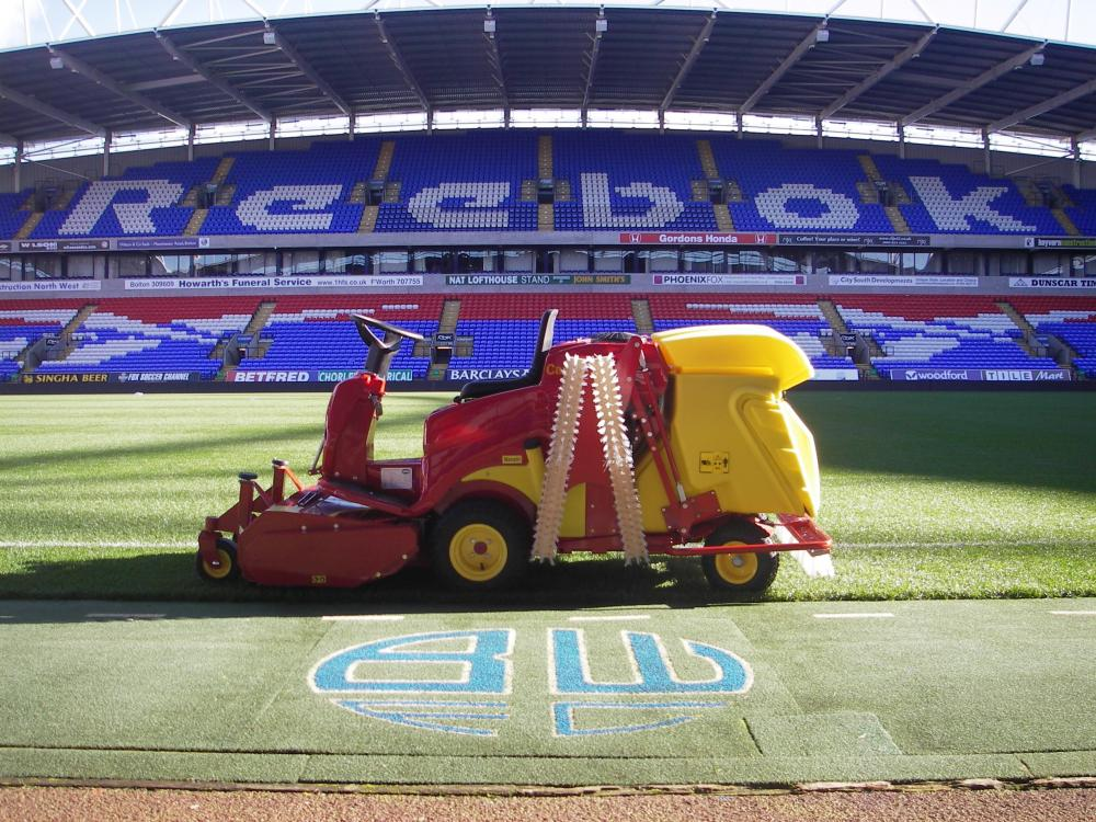Bolton Wanderers gets Technical!