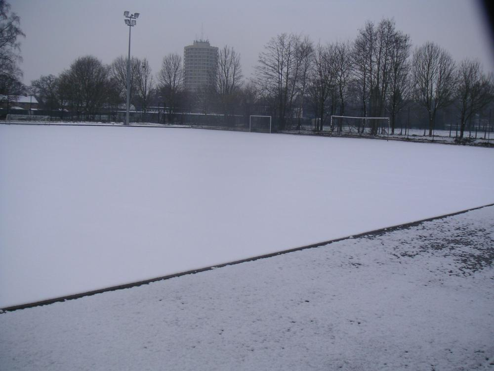 Cold Comfort for synthetic sports surfaces