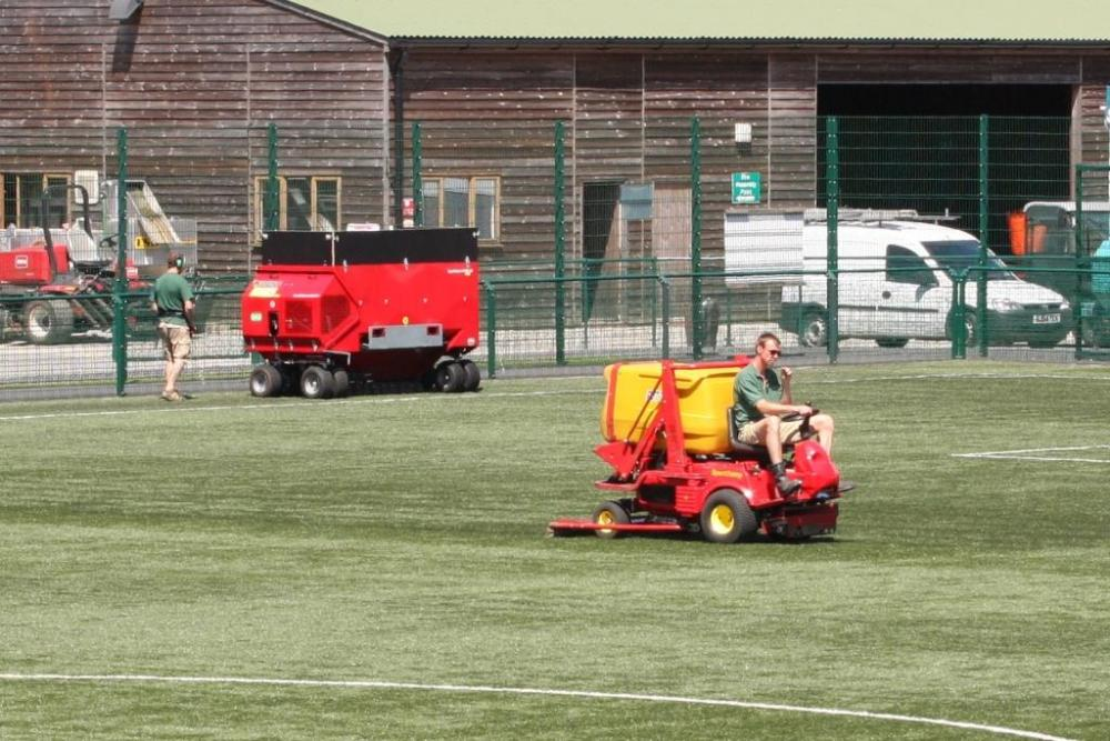 Spotlight on: the future of artificial turf maintenance