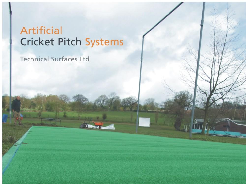 Turf Pro Magazine Highlight 'Launch of Cricket Carpets Direct'