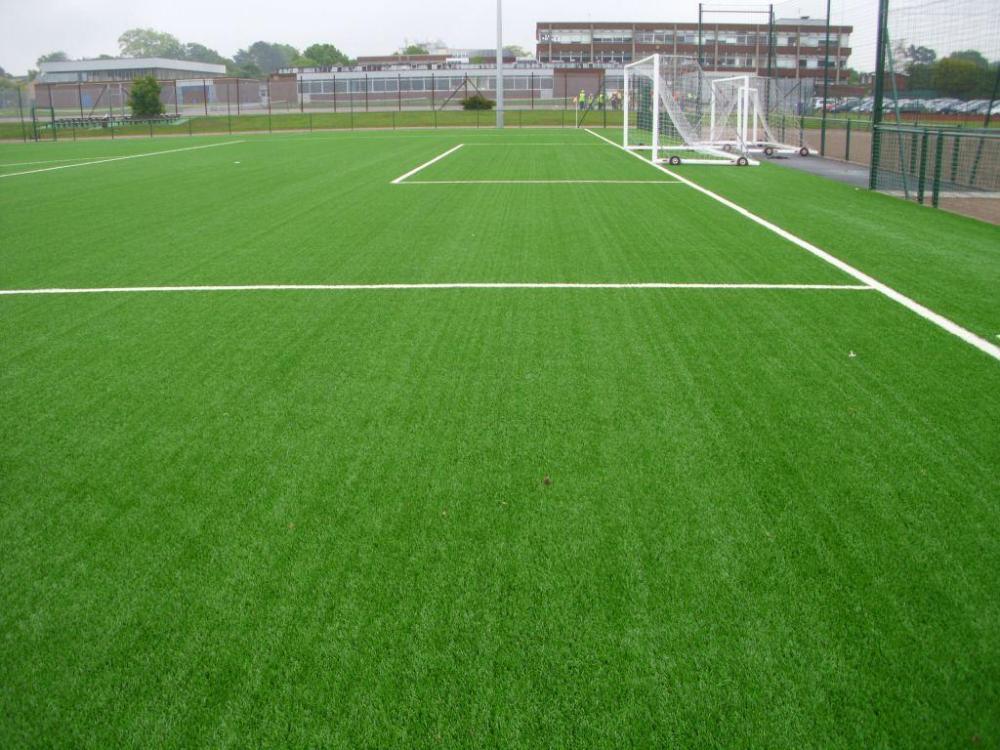 3G pitch maintenance at Wolverhampton Wanderers FC ... Artificial Academy 3