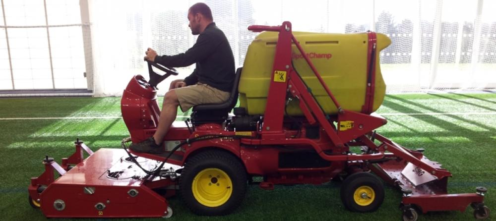 A Guide To... #2 ARTIFICIAL PITCH MAINTENANCE