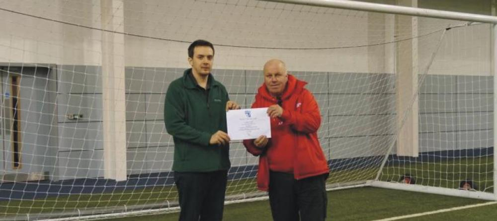 Technical Surfaces helps St. George's Park renew FIFA 2* status!