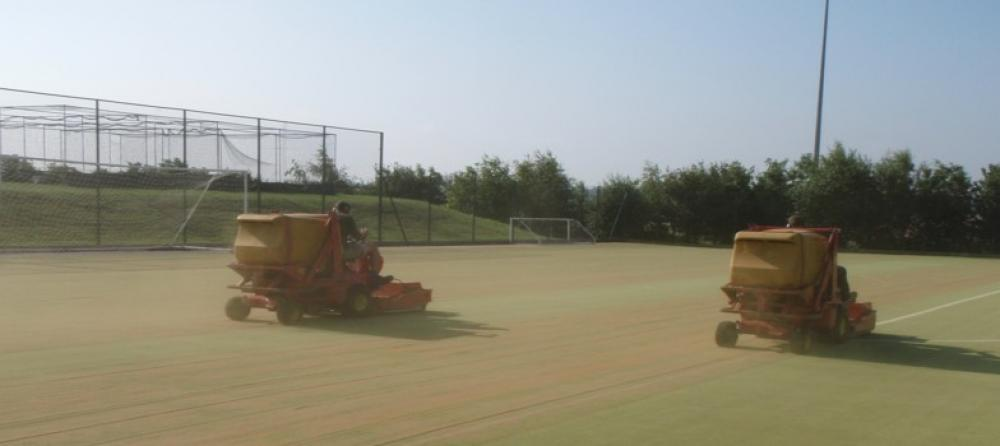 Summer Revite® - a deep clean for synthetic sports surfaces
