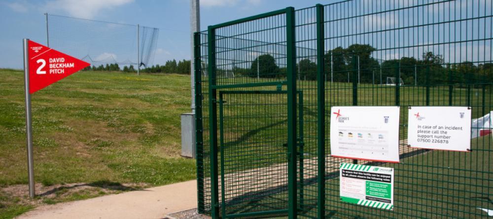 Rejeneration® restores St. George's Park 3G 'Beckham' pitch