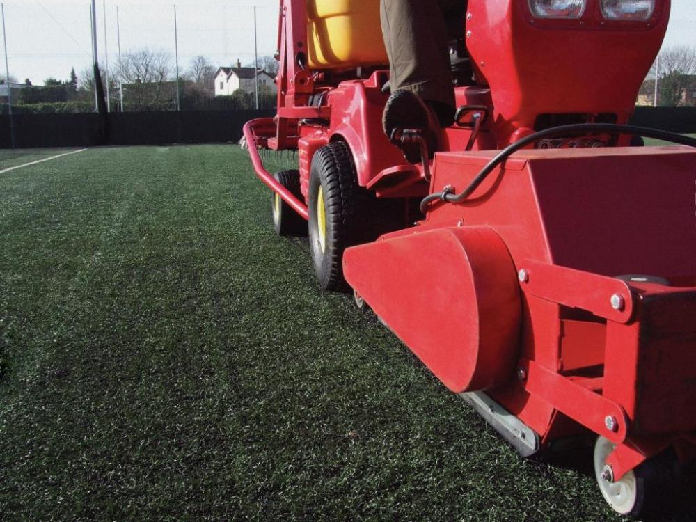 Giving your artificial sports pitch a (deep) clean bill of health